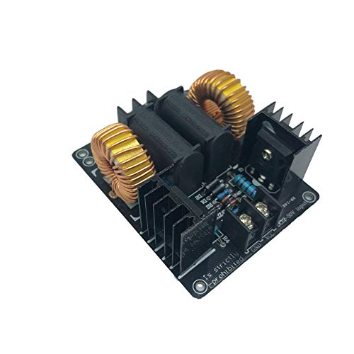 ZVS 20A 1000W DC12-30V Low Voltage Induction Heating Module Flyback Heater Driver Board