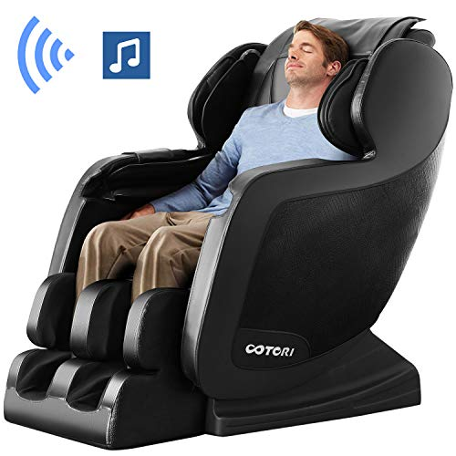 OOTORI Zero Gravity Massage Chair,Full Body Shiatsu Electric Massage Chairs with Vibration Heating...