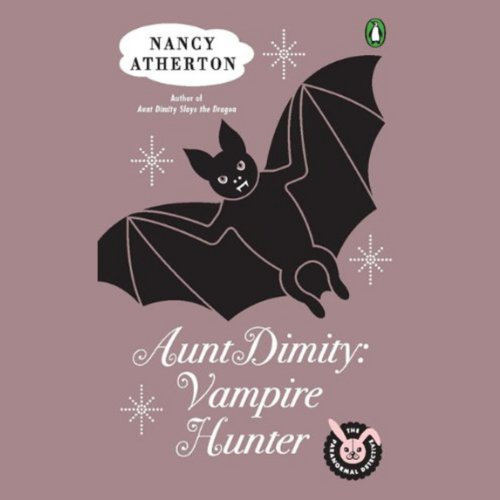 Aunt Dimity: Vampire Hunter audiobook cover art