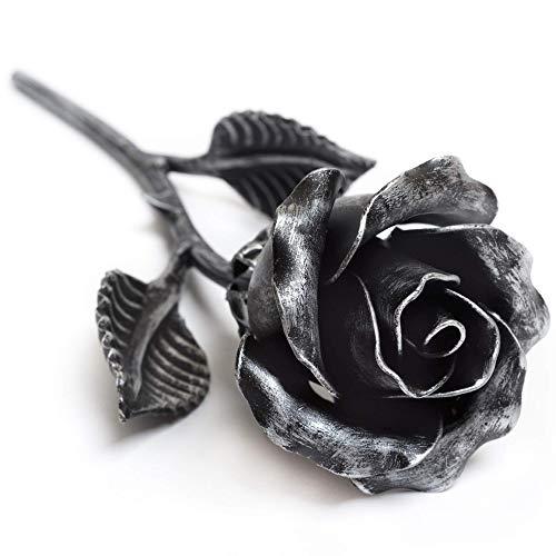 Steel Rose Flower
