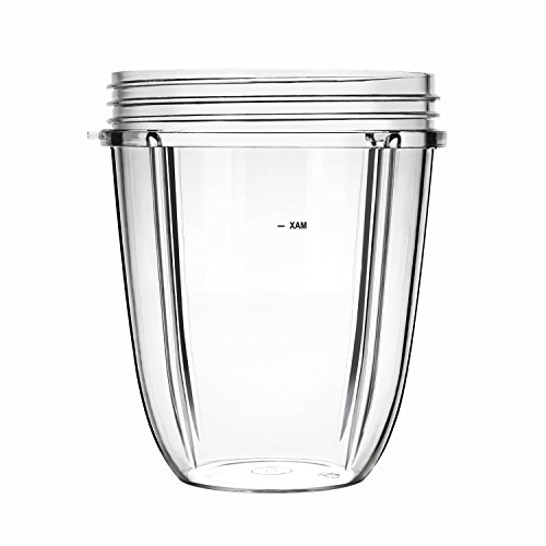 18oz Replacement Parts Mug Cup for Nutri Bullet Blender Juicer Mixer