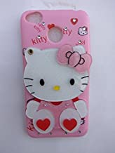 Anvika Cute Mirror Hello Kitty for Girls Back Case Cover for XIAOMI REDMI 4/4X / MI 4 /4X / REDMI 4/ 4X -(Design and Color May Varry)
