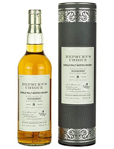 Inchgower, Hepburn's Choice, red wine finish, 2008, 8 Jahre, 46% - Schottland/Speyside