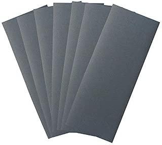 400 Grit Dry Wet Sandpaper Sheets by LotFancy, 9 x 3.6