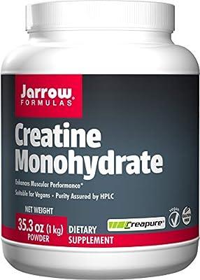 Jarrow Formulas Creatine Monohydrate, Powder, 1000g