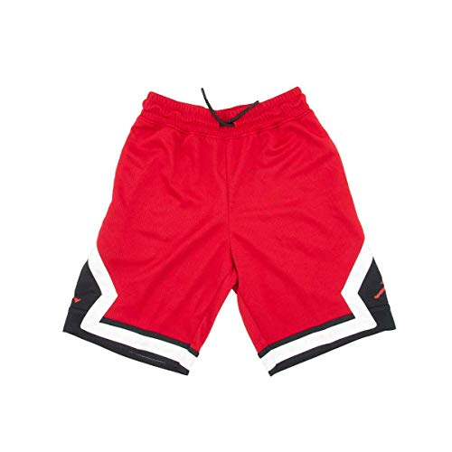 Nike Bermuda para niño, color rojo escarlata y negro Gym Red 15 años