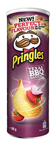 Pringles - Extra Sauce Bbk 165 g