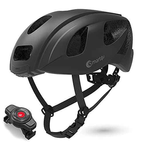 bike helmets with lights