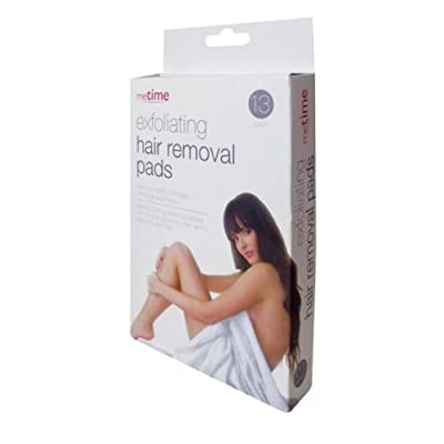 METIME Exfoliating Hair Removal Pads by Me Time
