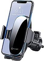 【2021 Upgraded】Raviant Car Phone Mount, Air Vent Mobile Phone Holder for Car, Universal Car Phone Holder Cradle...