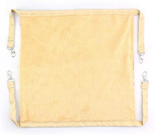 YLCJ Hangmat voor katten, modieus, voor puppen, warm bed, katje, hangmat, woonkamer, katje, voor kleine dieren (kleur: D, maat: M), M, Een