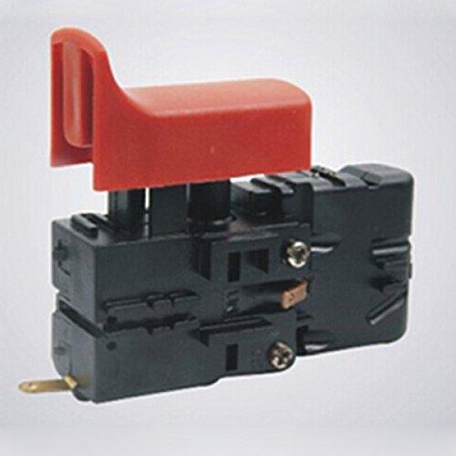 Interruptor para Bosch Taladro schalg Taladro percutor GSB 13RE, GBM 6RE, GBM 10RE