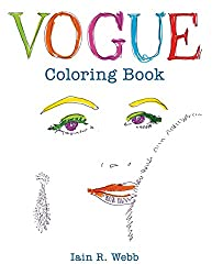 Fashion Coloring Books for Adults : Fashion History to Color in