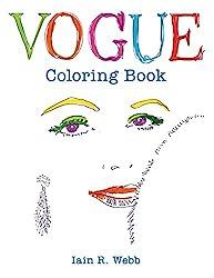 color in fashion - Fashion Coloring Book