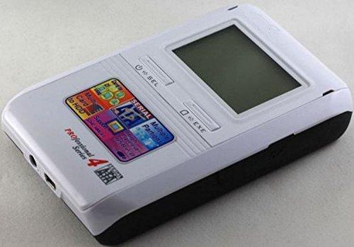 KesCom® Memoria de Fotos Digital con 500GB–Disco Duro portátil para copias de Seguridad–Integrado Tarjeta Lector