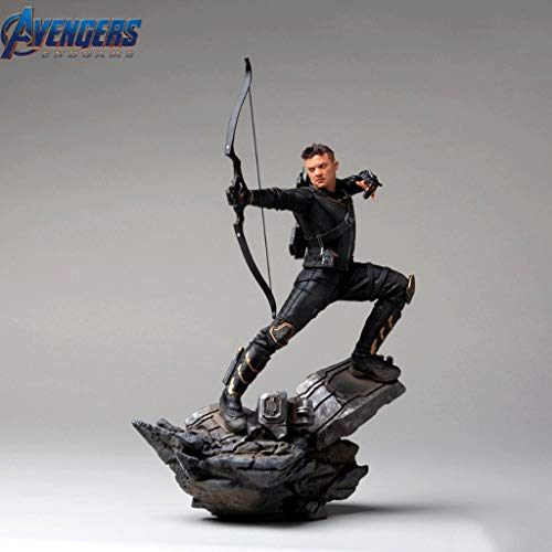 LRW Avengers Endgame Statue: Hawkeye 1:10 BDS Art Scale Collectible Figurine from Movie Series anmie image