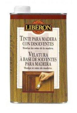 Liberon Tinte Para Madera Con Disolventes Roble Oscuro - 500ml