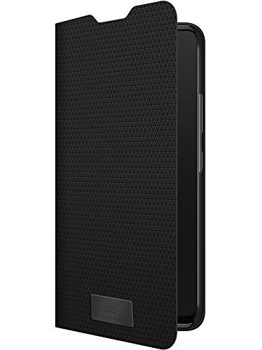 Black Rock - Hülle The Standard Booklet Hülle Cover Passend für Samsung Galaxy A32 5G I Handyhülle, Klapphülle Kartenfach, Magnet Verschluss (Schwarz)