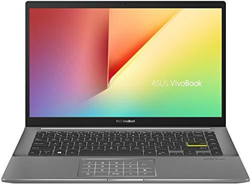 ASUS VivoBook S433FA 14' Full HD Display Laptop Intel Core i7-10510U, 8GB RAM, 512GB M.2 NVMe SSD + 32GB Intel Optane, Backlit Keyboard Windows 10 Laptop - S433FA-EB076T