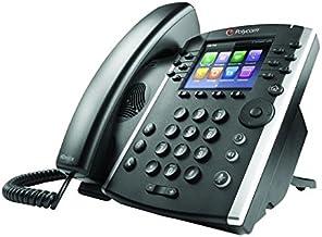 Polycom VVX 411 12-Line IP Phone Gigabit PoE (Power Supply Not Included) photo