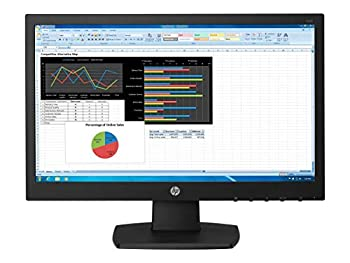 HP N223 LED Monitor - 21.5   21.5  viewable  - 1920 x 1080 Full HD  1080p  - TN - 250 cd/m² - 600 1-5 ms - HDMI VGA - Black - Promo