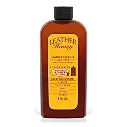 Leather cleaner on amazon