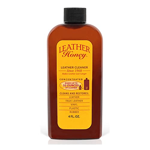 Leather Cleaner By Leather Honey