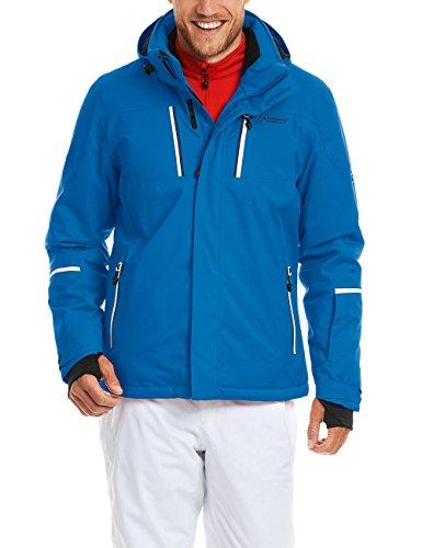 Maier Sports Herren Skijacke Lupus, Olympian Blue, 48