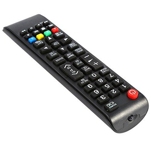 Germerse Control Remoto de TV, Control Duradero Control Remoto de TV para Samsung Smart Remote para Samsung Smart Remote Controller Reemplazo para Samsung Smart TV TV Controll