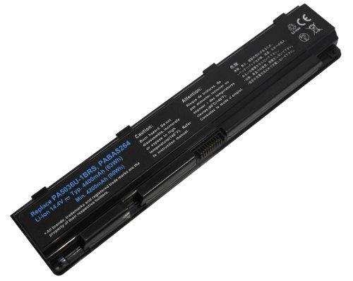 PowerSmart® 14.4V 4400mAh Akku für Toshiba Qosmio X870, X70-A-11R, X870-010, X870-01H, X870-01J, X870-025, X870-026, X870-027, X870-02G, X870-119, X870-11D, X870-11G, X870-11H, X870-11P, X870-11Q, X870-11R
