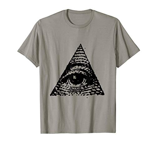 All Seeing Eye Illuminati T-Shirt
