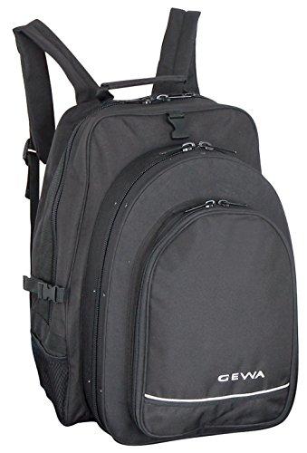 Gewa 708120 Rucksack mit Klarinetten Etui, schwarz