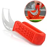 Watermelon Slicer & Cutter by Sleeké - New Extended Silicone...