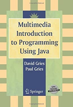 Multimedia Introduction to Programming Using Java