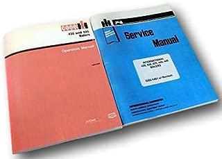 Best international 445 baler manual Reviews