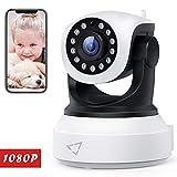 Victure Cámara de Vigilancia FHD,1080P Cámara IP WiFi con...