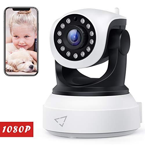 Victure 720P HD WLAN IP Kamera mit Nachtsicht und Bewegungserkennung