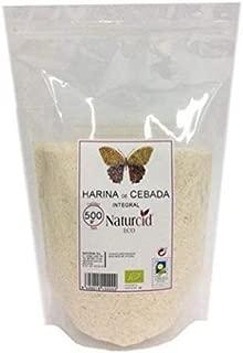 Naturcid Harina de Cebada Integral Bio 500g