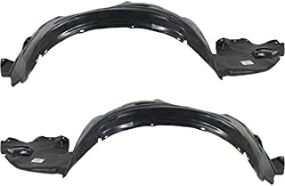 Perfit Liner New Replacement Parts Front Left Driver Side Fender Assembly For Lexus ES300 Fits LX1240103 5380233070