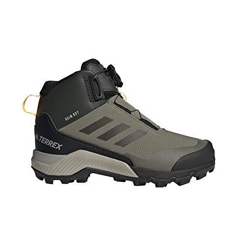 adidas Terrex Winter Mid Boa R.RDY K, Zapatillas de Hiking, VERLEG/NEGBÁS/Dorsol, 29 EU