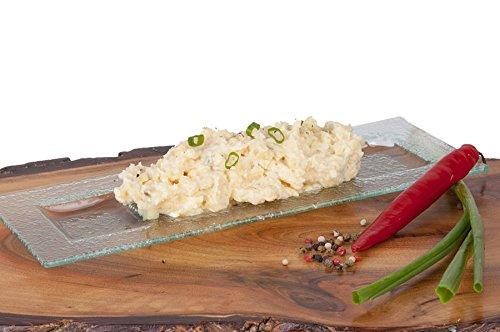 Kartoffelsalat – mit Gurke und Mayo