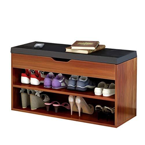 WXQIANG - Zapatero de almacenamiento nórdico para sofá, zapatero, zapatero, zapatero, 80 x 30 x 45 cm