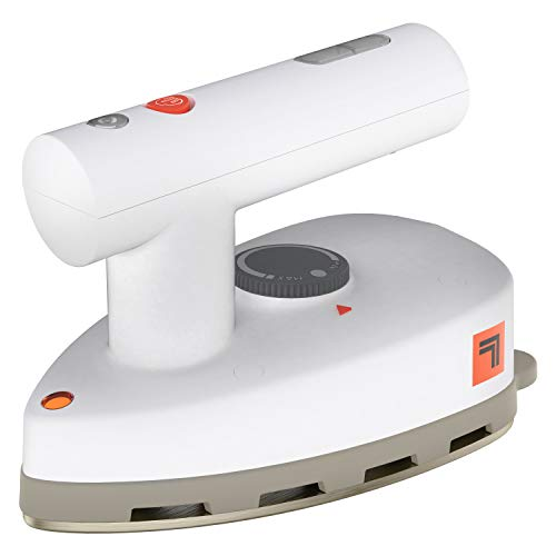 Best with Dual Voltage - Sharper Image SI-755 Mini Steam Iron