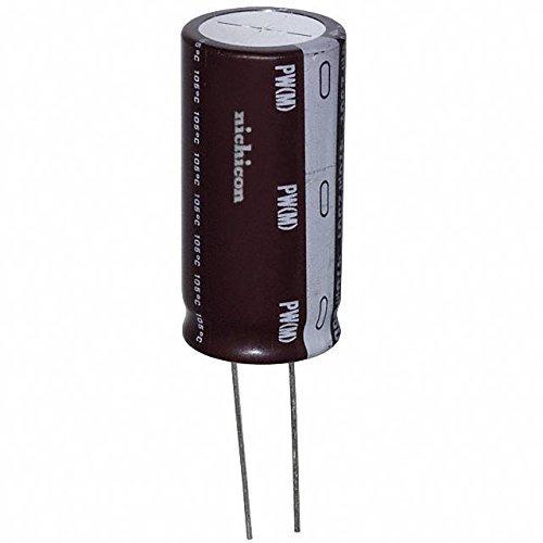 Nichicon UPW2E471MRD 470uf 250v Capacitor 105c High Temp, Radial