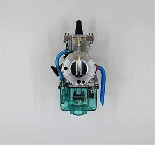 Motocicleta para carburador de Motocicleta PWK de 28mm para S&uzuki para Y&amaha para H&Onda ATV Quad Scooter Dirt Bike para K&eihin Carb Carburador