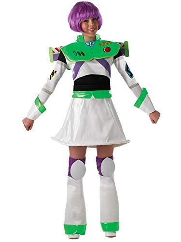 Rubie's-déguisement officiel - Toy Story - Costume Miss Buzz l'Eclair -Taille M- CS928583/M