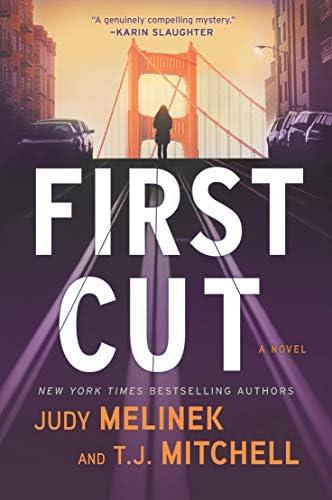 First Cut A Novel A Dr Jessie Teska Mystery product image