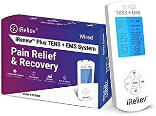 Best portable pain relief tens/ems system Reviews
