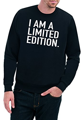 Limited Edition Sweater Noir-L