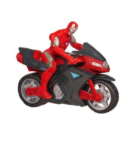 Avengers - 39684 - Figurine - Iron Assault Bike